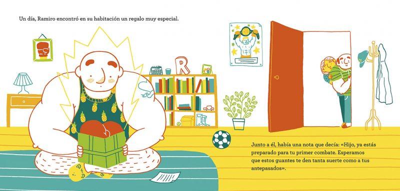 ramiro_boxeador_album_infantil_liriosbou_3